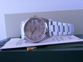 Rolex Datejust 116200 **SOLD**