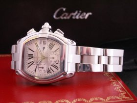 Cartier Roadster Chronograph Xl **SOLD**