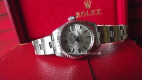 Rolex Datejust Ladies Stainless bargain!**SOLD**